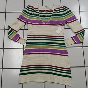 NWT Free people sweater dress